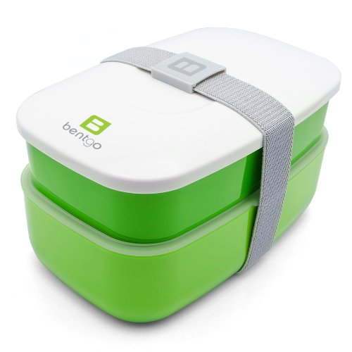 green bentgo lunch box