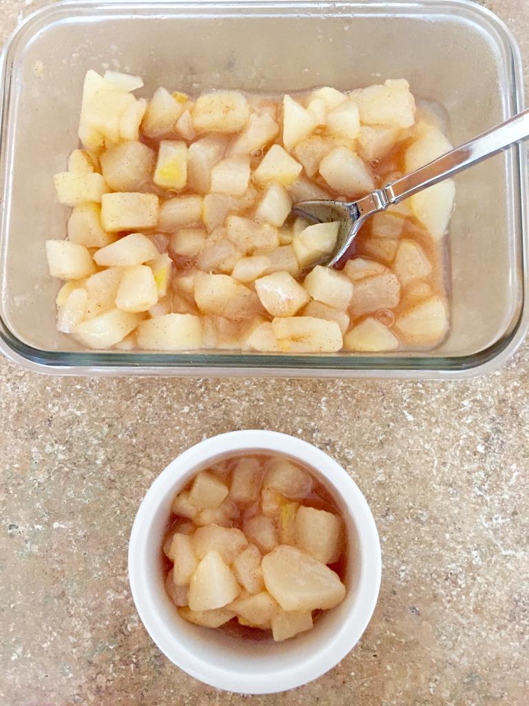 chunky pear recipe no sugar added all natural