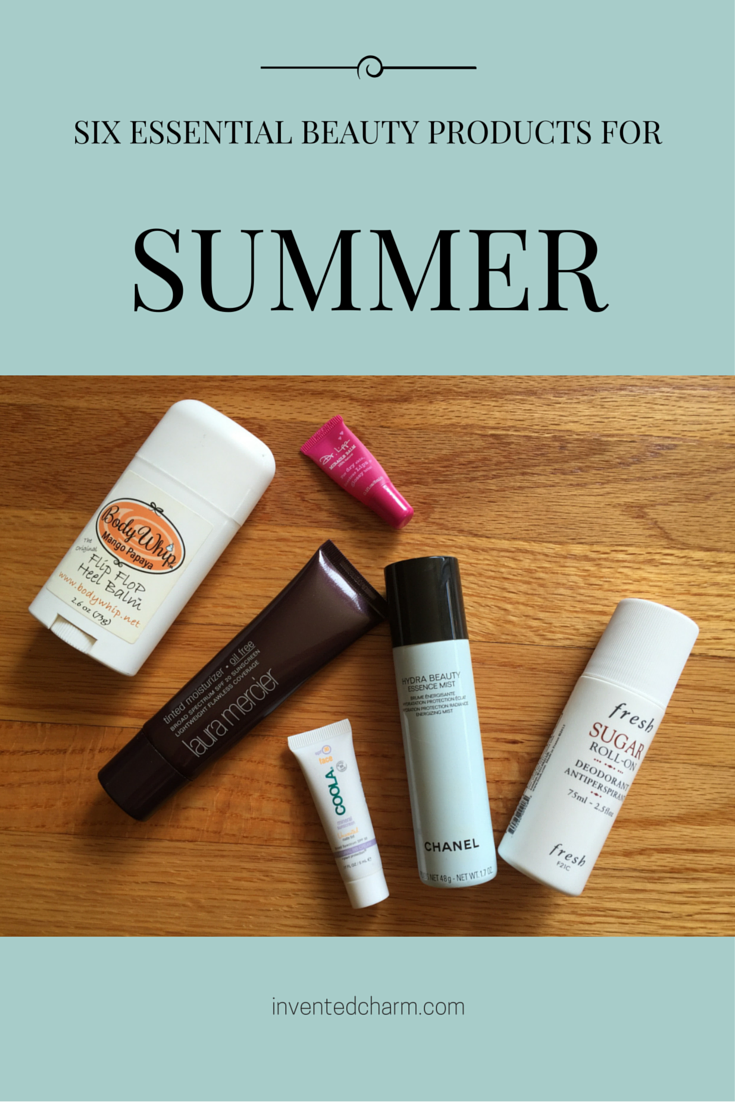 essential beauty products for summer skin care makeup bath and body