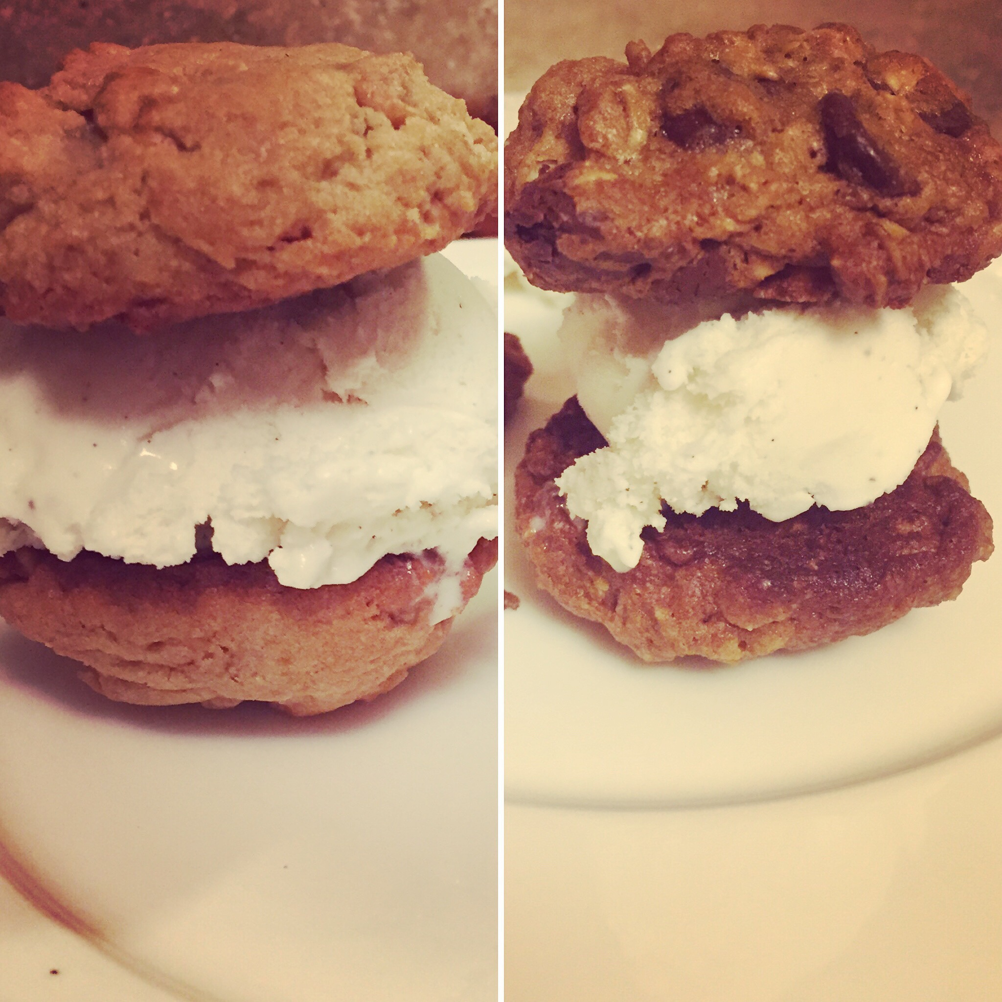 short cut ice cream sandwiches